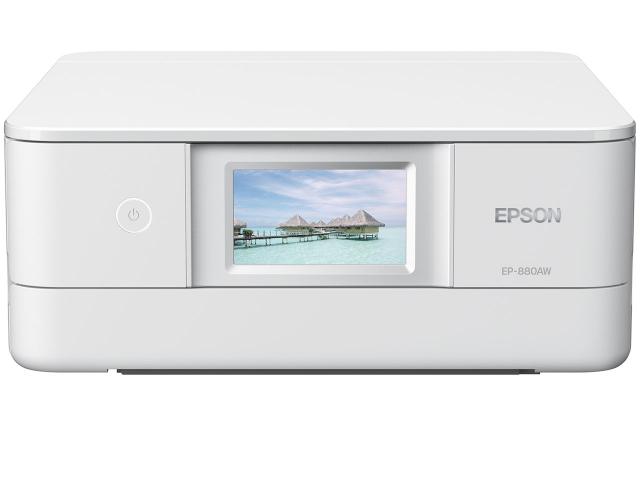 エプソンのプリンターColorio EP-880AW