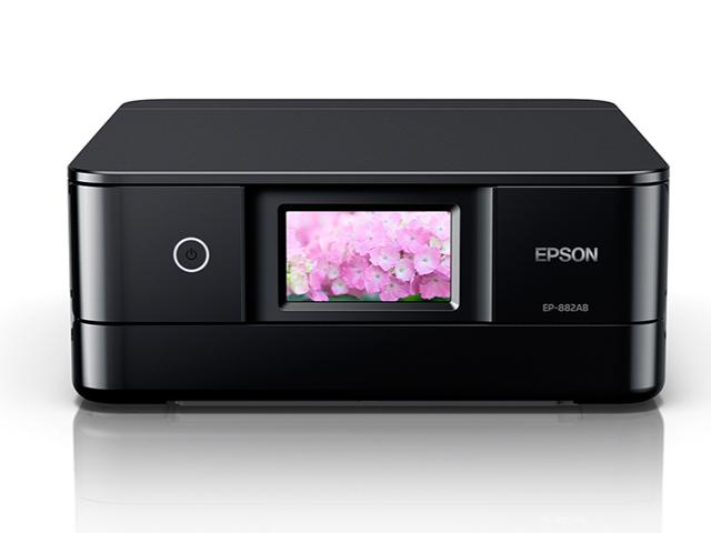 EP-882AB 882AB エプソン 最新 プリンター