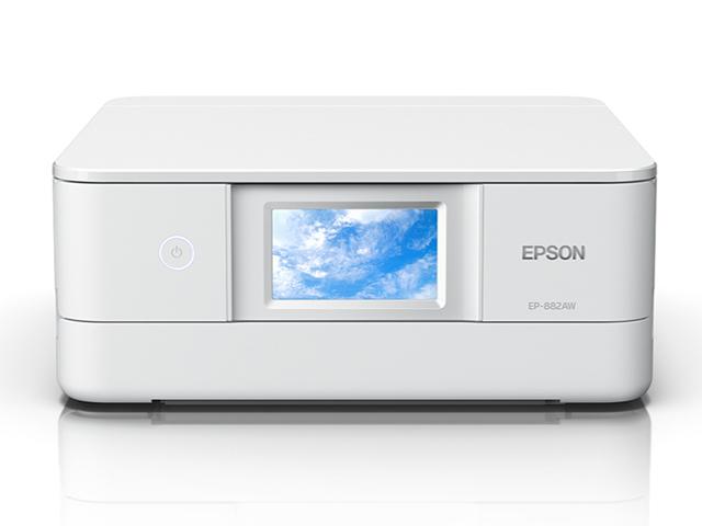 エプソンのプリンターColorio EP-882AW